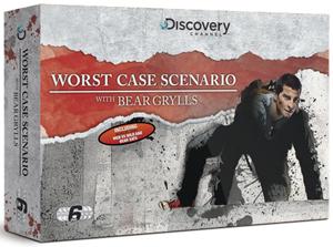 Bear Grylls: Worst Case Scenario (Gift Set) (Retail / Rental)