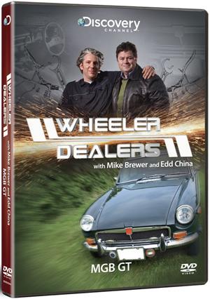 Wheeler Dealers: British Classics - MGB GT (Retail / Rental)