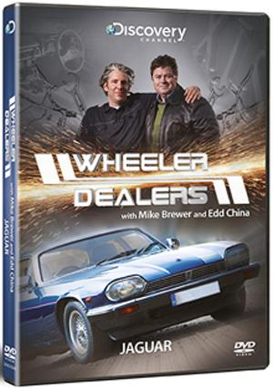 Wheeler Dealers: British Classics - Jaguar (Retail / Rental)