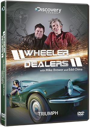 Wheeler Dealers: British Classics - Triumph (Retail / Rental)