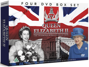 Queen Elizabeth II: The Diamond Jubilee Collection (2012) (Gift Set) (Retail / Rental)