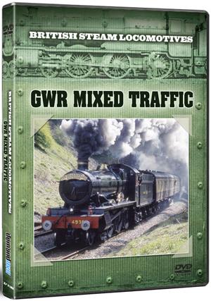 British Steam Locomotives: GWR Mixed Traffic (Deleted)