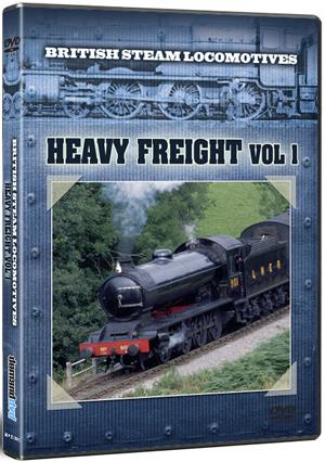 British Steam Locomotives: Heavy Freight - Volume 1 (Deleted)