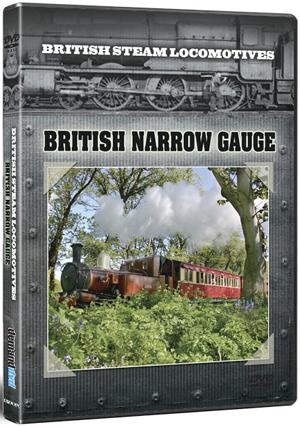 British Steam Locomotives: British Narrow Gauge (Deleted)