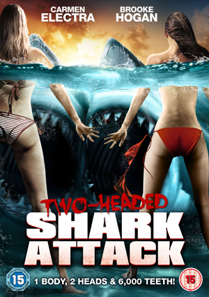 2-headed Shark Attack (2012) (Retail / Rental)