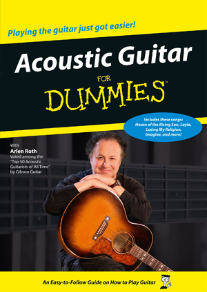 Acoustic Guitar for Dummies (2009) (Deleted)