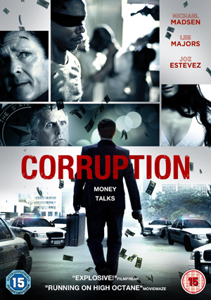 Corruption (2010) (Retail / Rental)