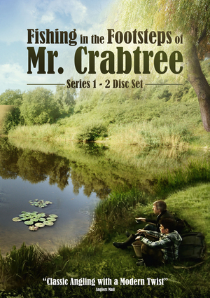 Fishing in the Footsteps of Mr Crabtree: Series 1 and 2 (2014) (Retail / Rental)