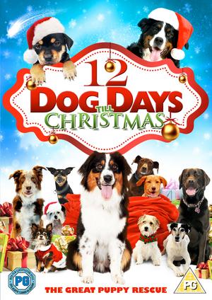 12 Dog Days Till Christmas (2014) (Retail / Rental)
