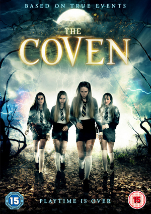 The Coven (2014) (Retail / Rental)