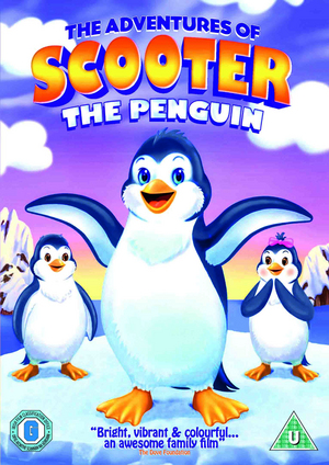 The Adventures of Scooter the Penguin (2012) (Retail / Rental)