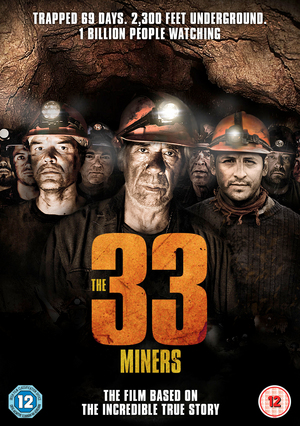 The 33 Miners (2010) (Retail / Rental)