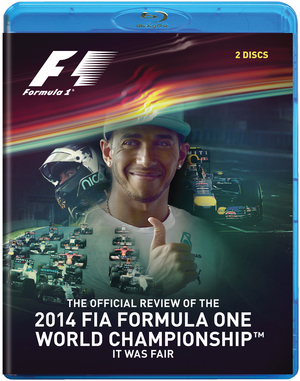 FIA Formula One World Championship: 2014 - The Official Review (2014) (Blu-ray) (Retail Only)