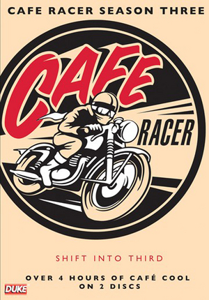 Café Racer: Series 3 (2014) (Retail Only)