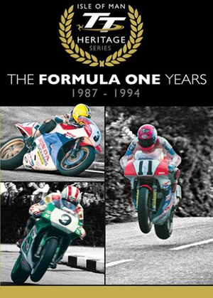 The Formula One Years: 1987-1994 (2014) (Retail Only)