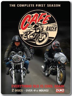 Café Racer: Series 1 (Retail Only)