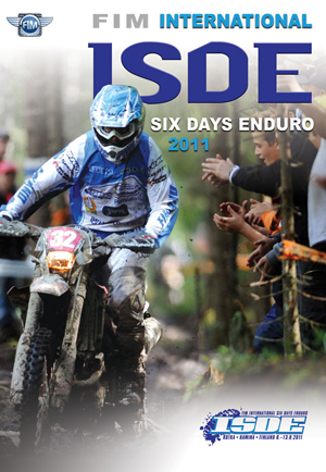 International Six Day Enduro: 2011 (2011) (Retail Only)