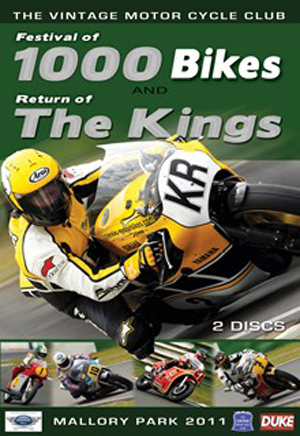 Festival of 1000 Bikes/Return of the Kings (2011) (Retail Only)