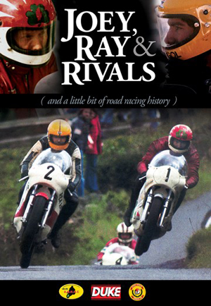 Joey, Ray and Rivals (2012) (Retail Only)