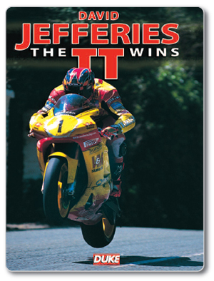 David Jefferies: The TT Wins (2013) (Retail Only)