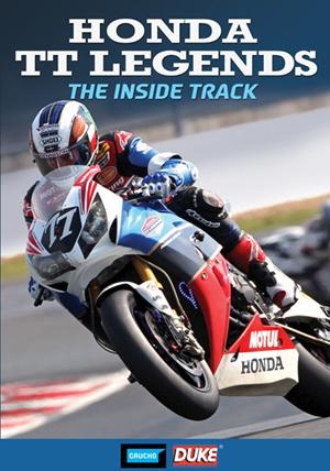 Honda TT Legends: The Inside Track (2013) (Retail Only)