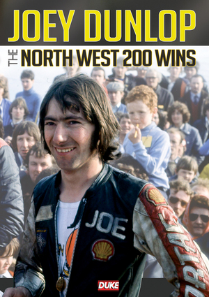 Joey Dunlop: The North West 200 Wins (Retail Only)
