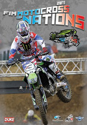 Monster Energy Motocross of Nations: 2011 (2011) (Retail Only)