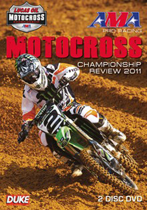 AMA Motocross Championship Review: 2011 (2011) (Retail Only)