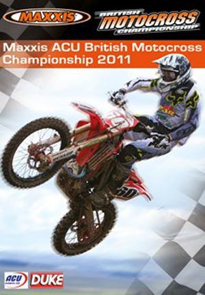 British Motocross Championship Review: 2011 (2011) (Retail Only)