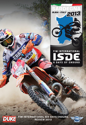 ISDE 2013 Enduro International (2013) (Retail Only)