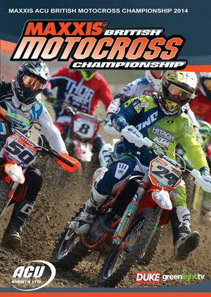 British Motocross Championship Review: 2014 (2014) (Retail Only)