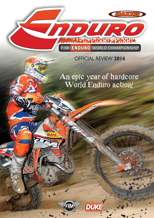FIM Enduro World Championship: 2014 - Official Review (2014) (Retail Only)