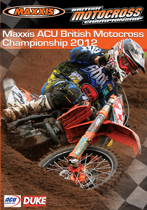 British Motocross Championship Review: 2012 (2012) (Retail Only)