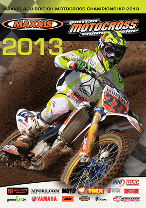 British Motocross Championship Review: 2013 (2013) (Retail Only)