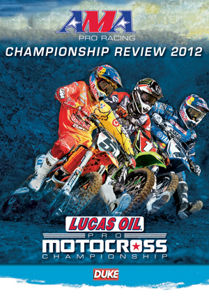 AMA Motocross Championship Review: 2012 (2012) (Retail Only)