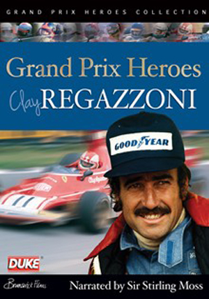 Clay Regazzoni: Grand Prix Hero (Retail Only)