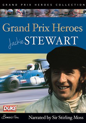 Jackie Stewart: Grand Prix Hero (2011) (Retail Only)