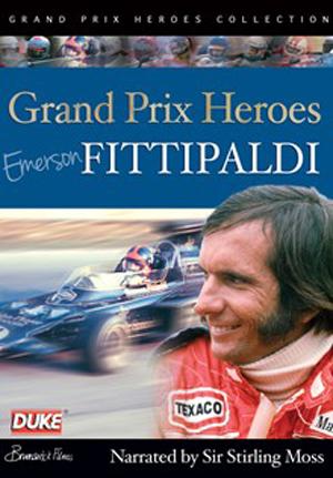 Emerson Fittipaldi: Grand Prix Hero (Retail Only)