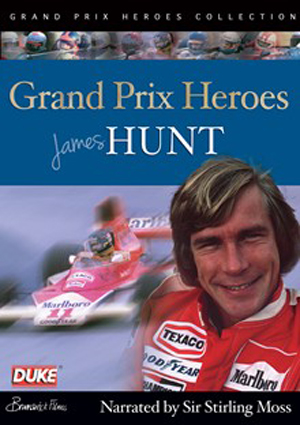 James Hunt: Grand Prix Hero (2011) (Retail Only)