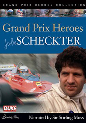 Jody Scheckter: Grand Prix Hero (2011) (Retail Only)