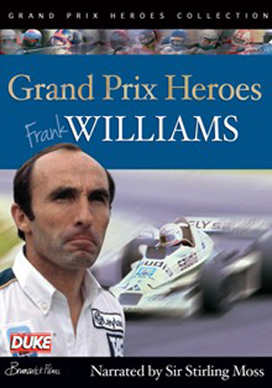Frank Williams: Grand Prix Hero (Retail Only)
