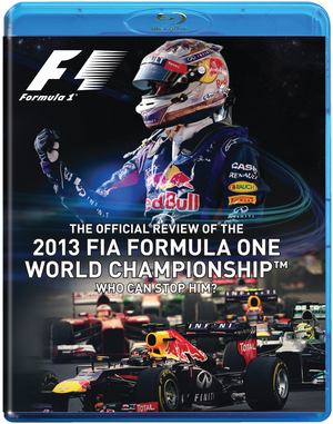 Formula 1: Season Review 2013 (2013) (Blu-ray) (Retail Only)