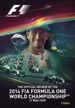 FIA Formula One World Championship: 2014 - The Official Review (2014) (Retail Only)
