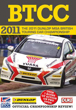 BTCC 2011 Review (2011) (Retail Only)