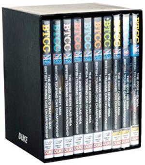 BTCC Review: 2000-2009 (2009) (Box Set) (Retail Only)