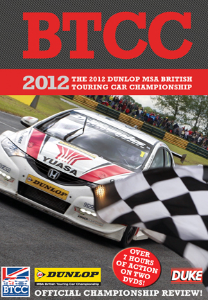 BTCC Review: 2012 (2012) (Retail Only)