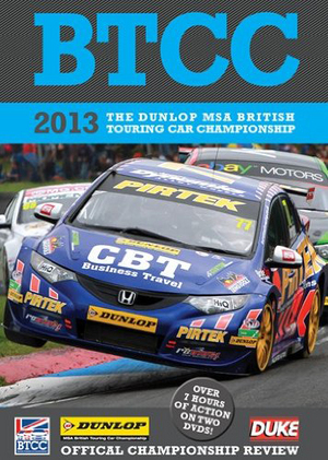 BTCC Review: 2013 (2013) (Retail Only)