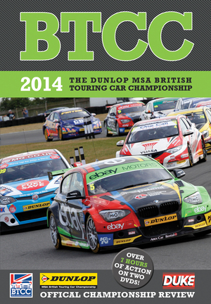 BTCC Review: 2014 (2014) (Retail Only)