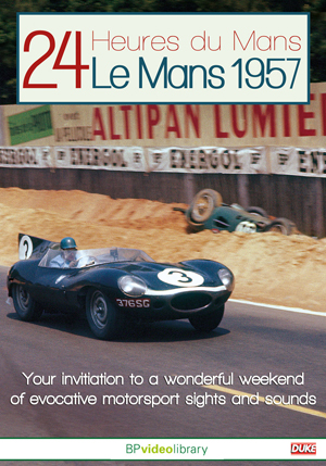 Le Mans: 1957 (1957) (Retail Only)