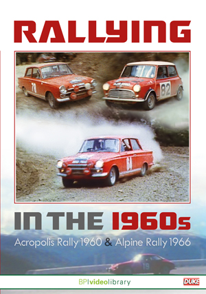 Classic Rallying from the 1960s (Retail Only)